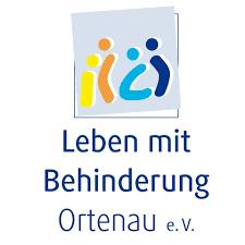 Logo Leben mit Behinderung