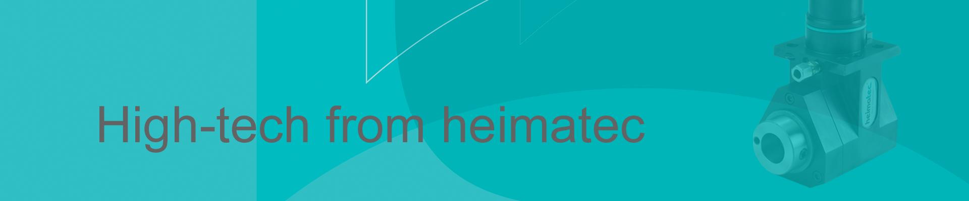 High-Tech from heimatec